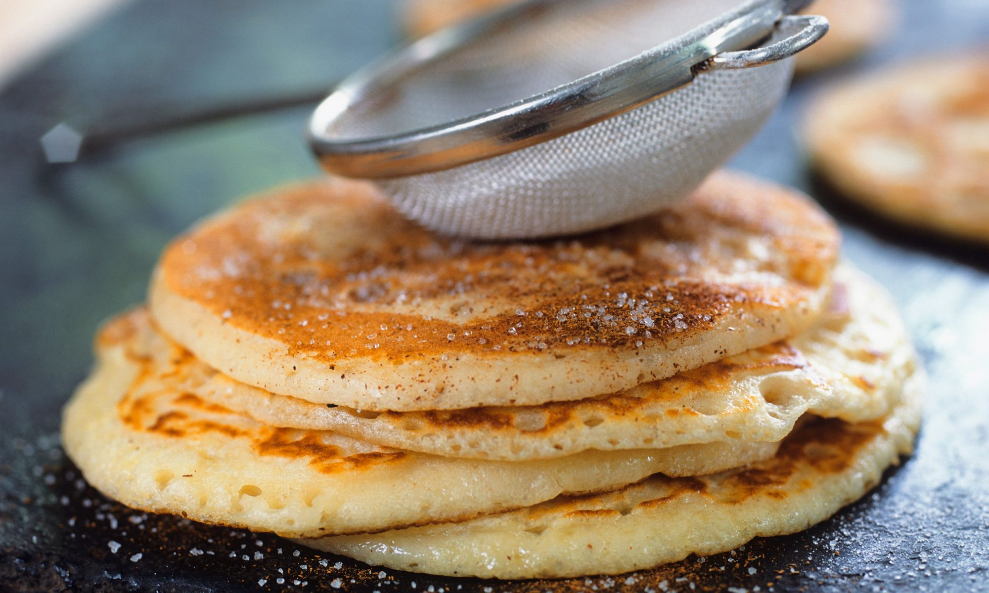 Make Snickerdoodle Pancakes This Weekend