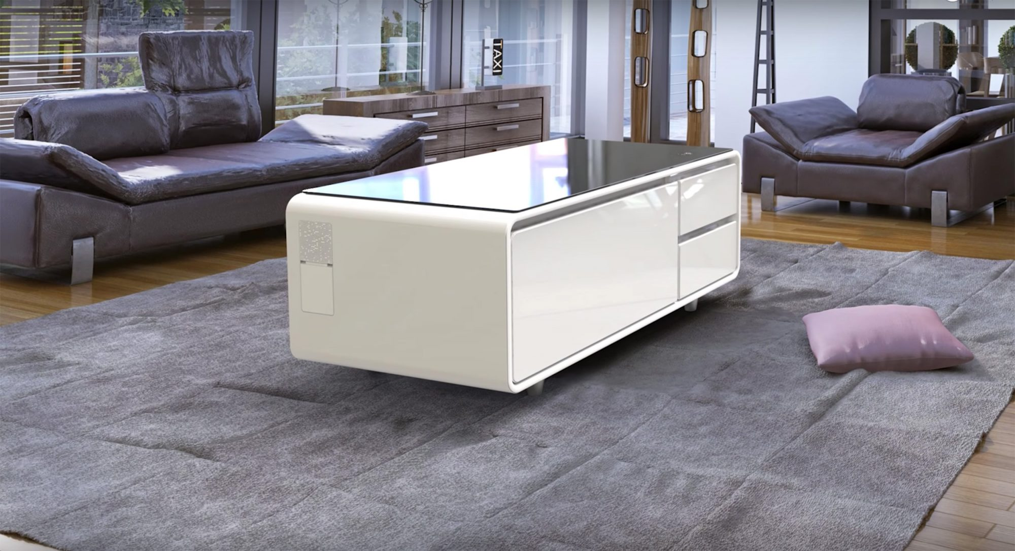 EC: Is This Crowd-Funded Coffee Table-Fridge Hybrid Actually a Scam?