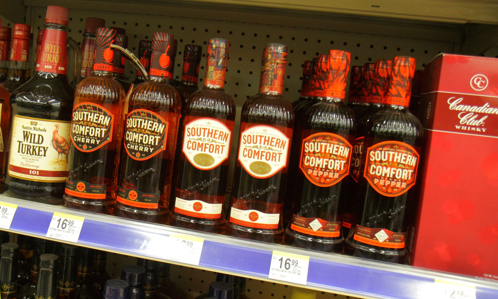 EC: Southern Comfort Will Now Have Whiskey