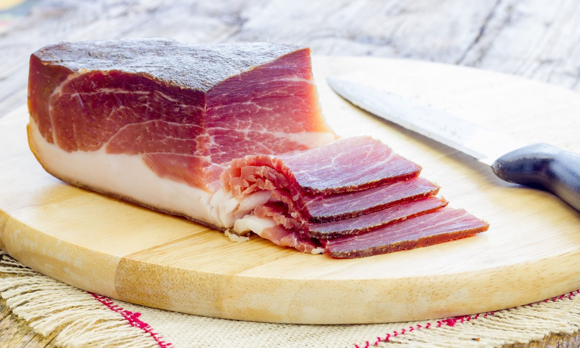 EC: Speck Is Better Than Bacon