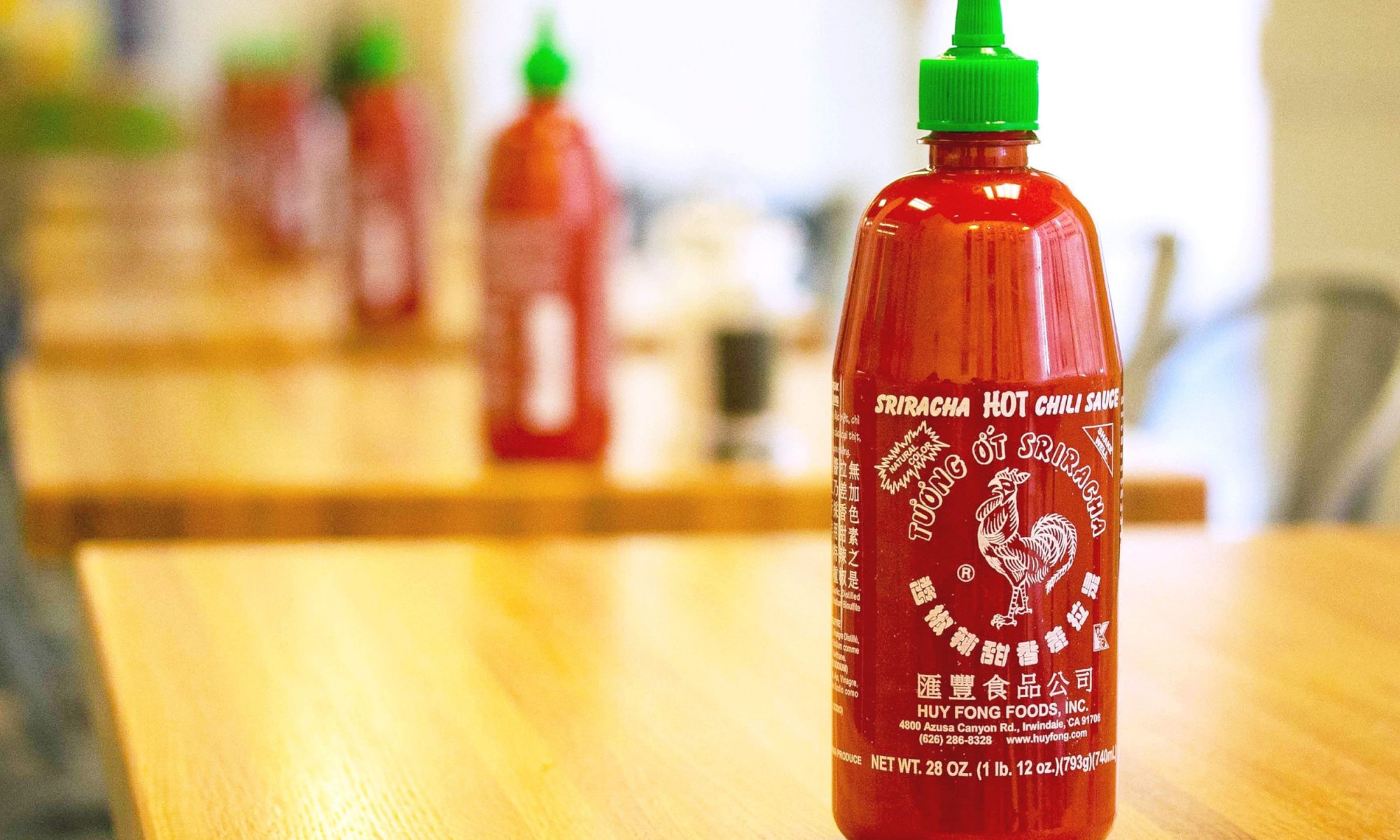 EC: Seattle Woman Gets Stiffed on Sriracha, Calls Cops