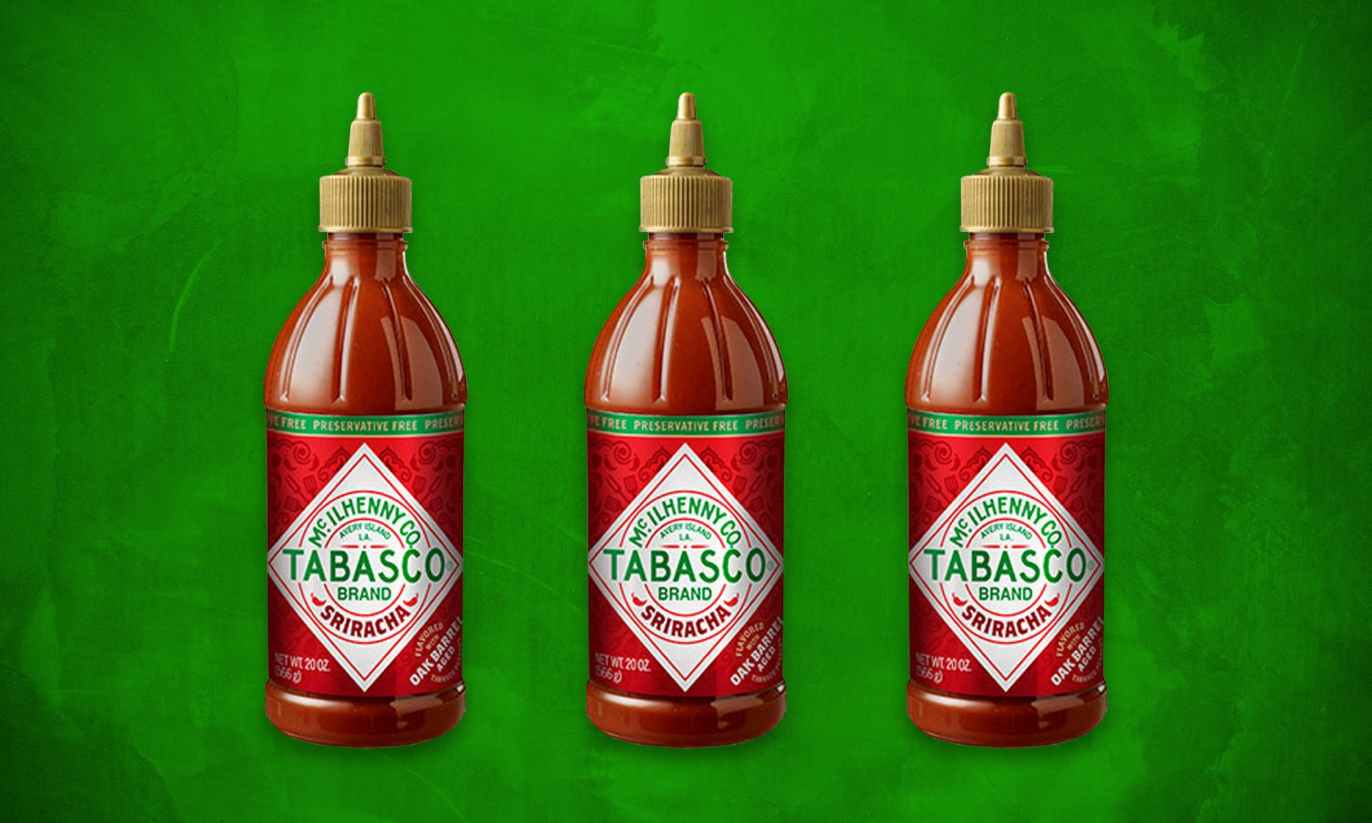 EC: Tabasco Sriracha Is A Surprise Entry for Best Sriracha