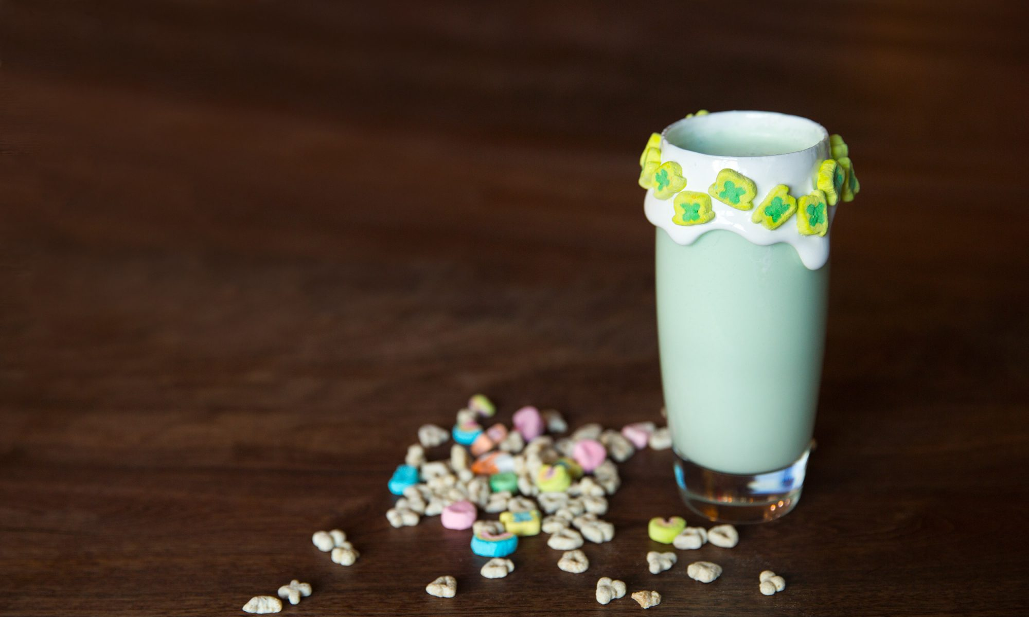 Lucky You, This Copycat Shamrock Shake Is Perfect for Breakfast