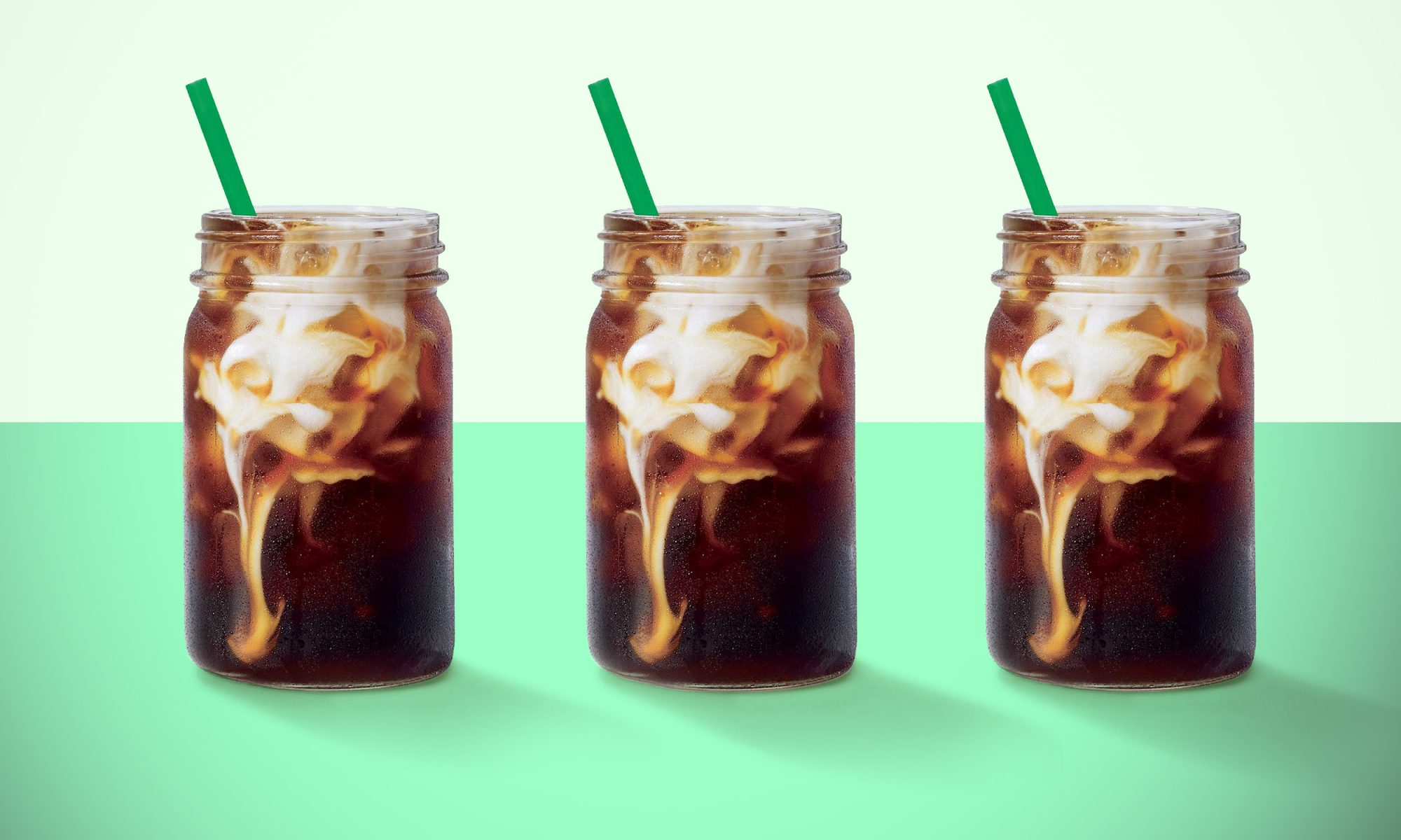EC: This New Starbucks Drink Is Coconut-Flavored Cold Brew