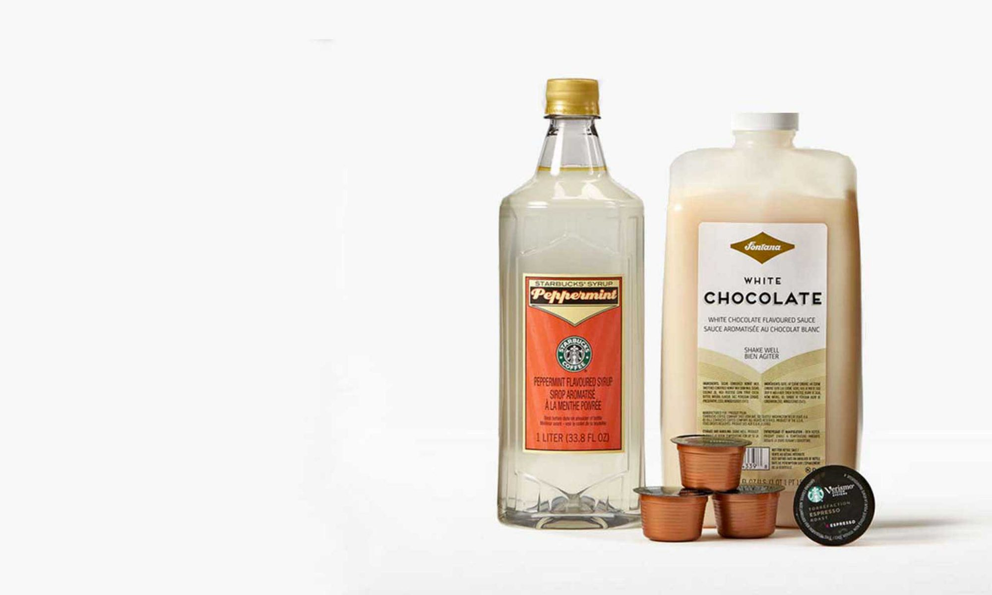 EC: Make Fancy Starbucks Drinks at Home with These Syrups