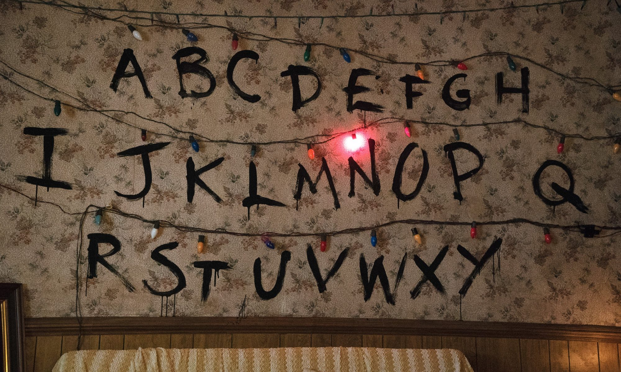 stranger things bar