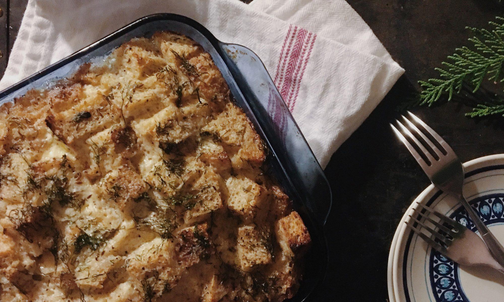 Slow Cooker Strata Lets You Feel Like Martha Stewart, But Way Lazier