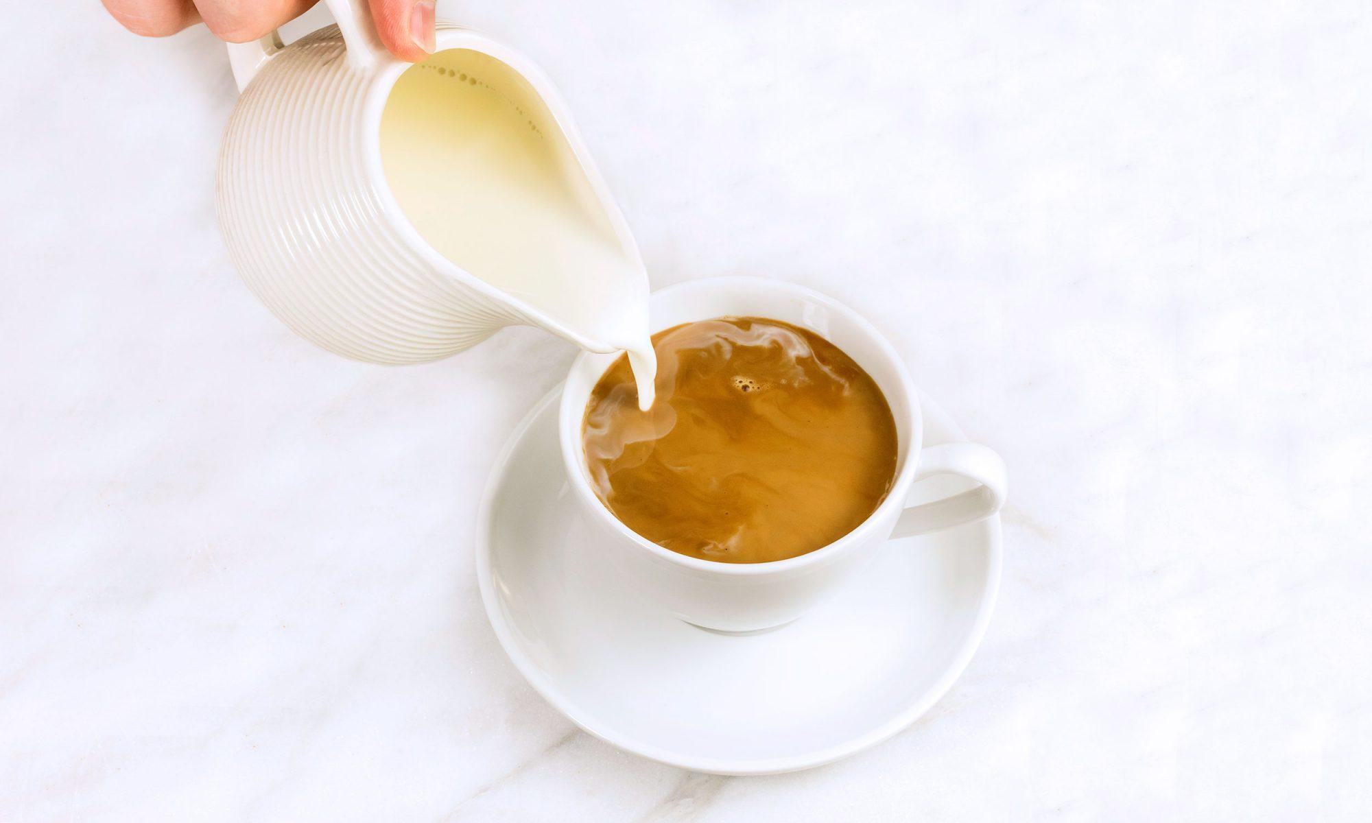 EC: Make a Half-and-Half Substitute Using Milk and Cream