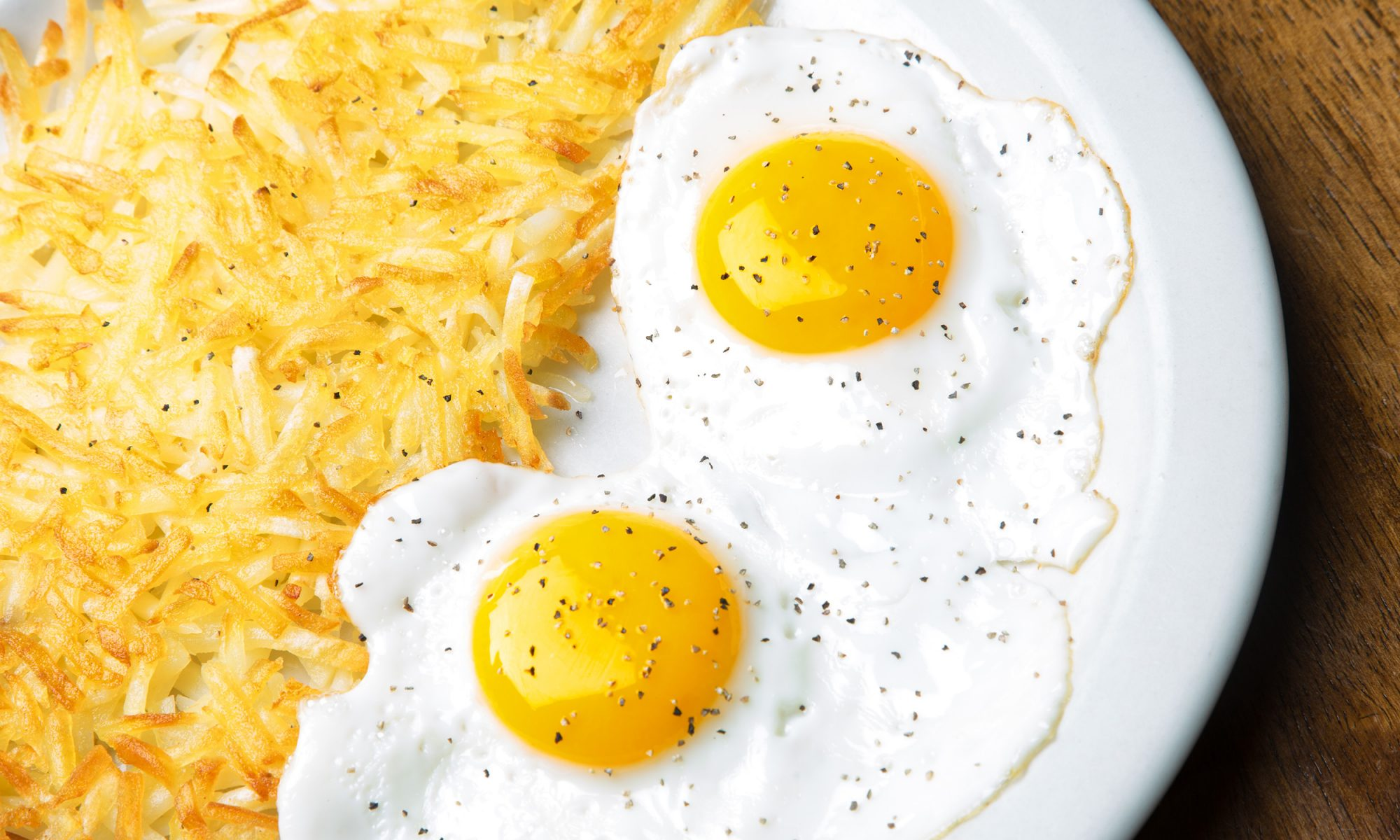 EC: Sunny Side Up Is the Best Way to Order Diner Eggs