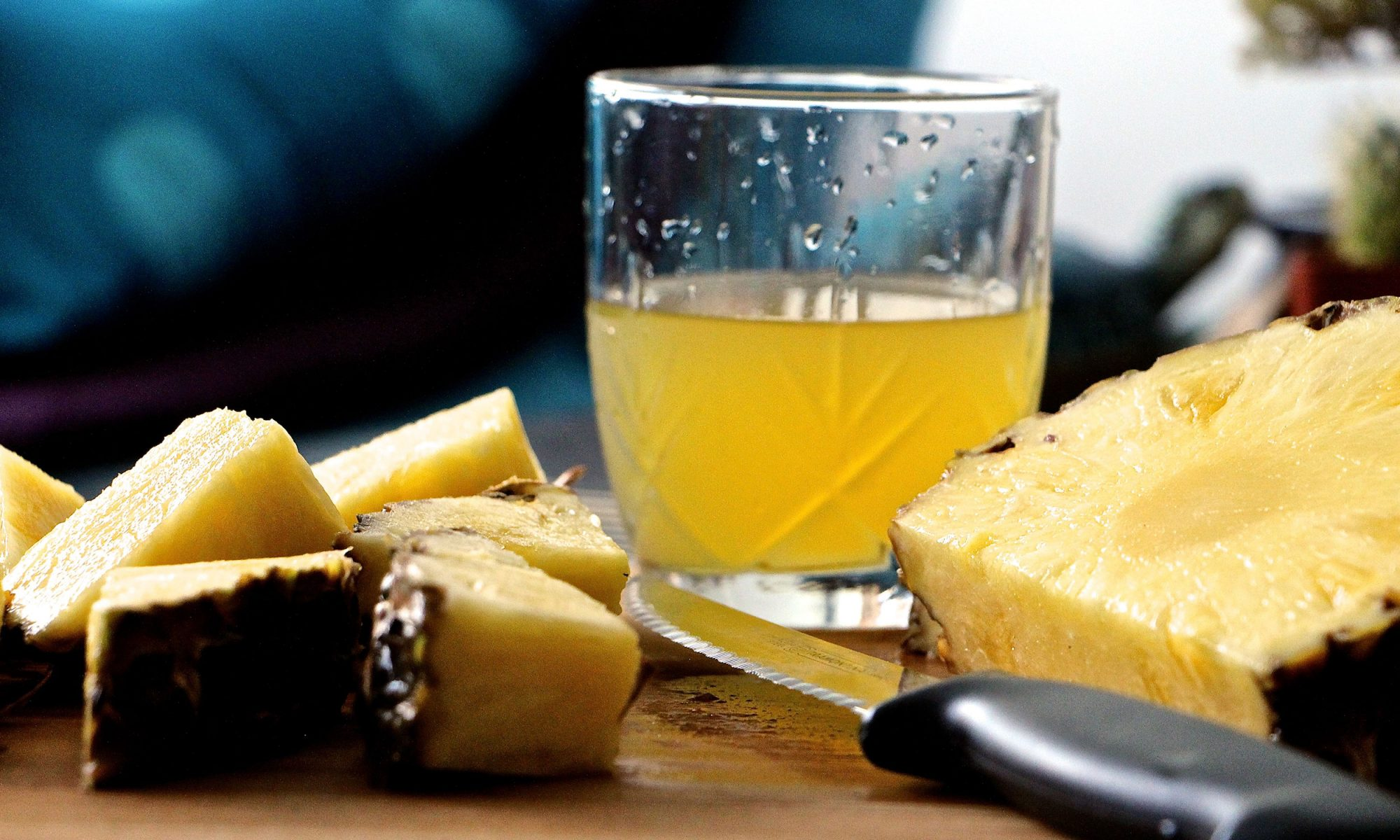 EC: Turn Pineapple Rind into Your New Favorite Drink