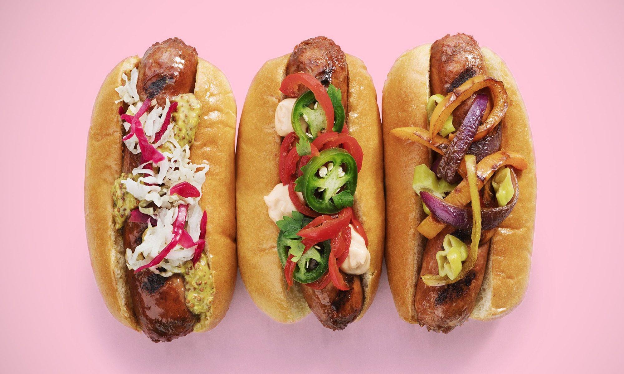 EC: Beyond Meat Unveils Sizzling Vegan Sausage