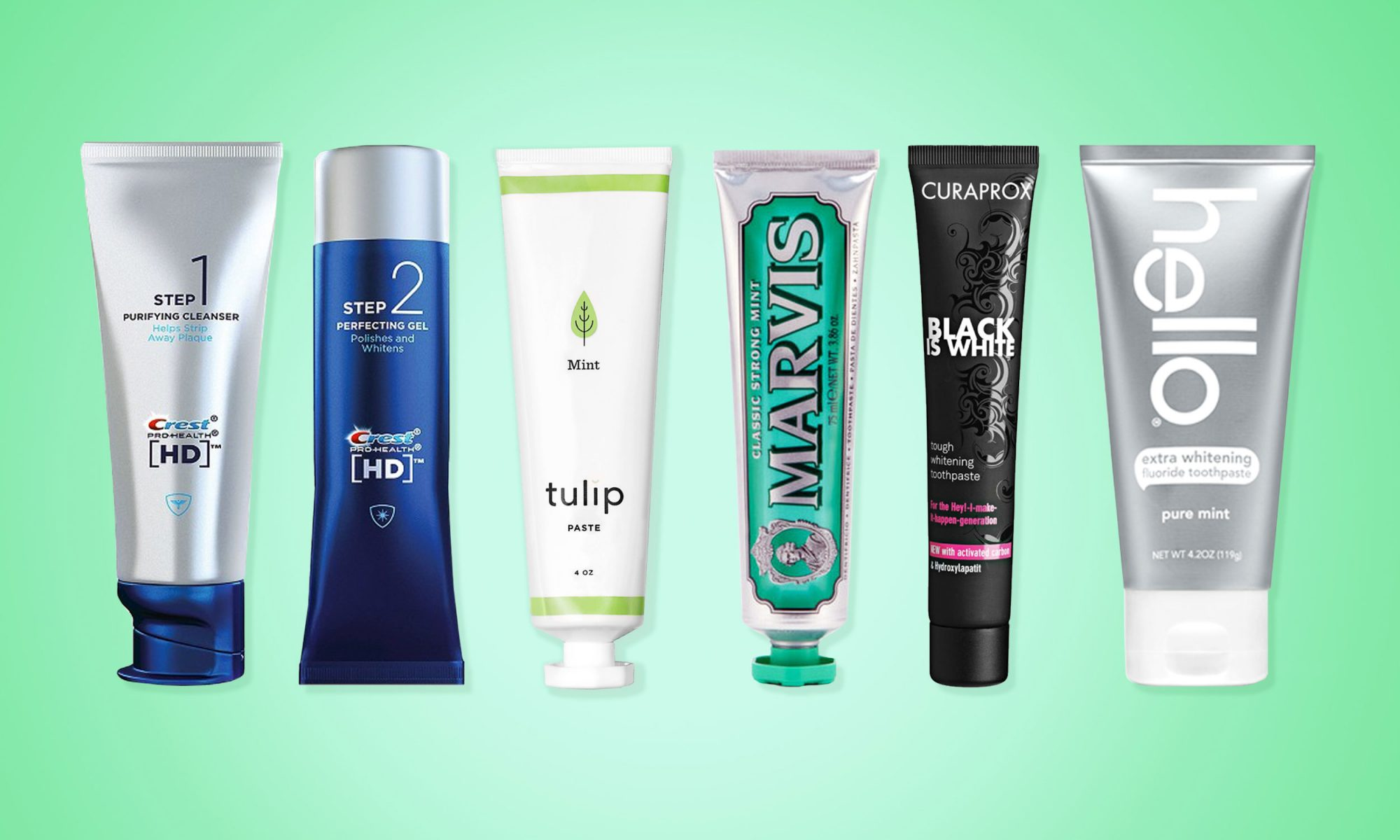 EC: We Tried 5 Fancy Toothpastes and Here's the Best One