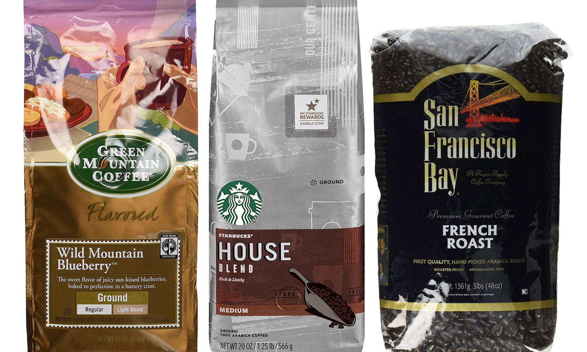 top coffee sellers amazon