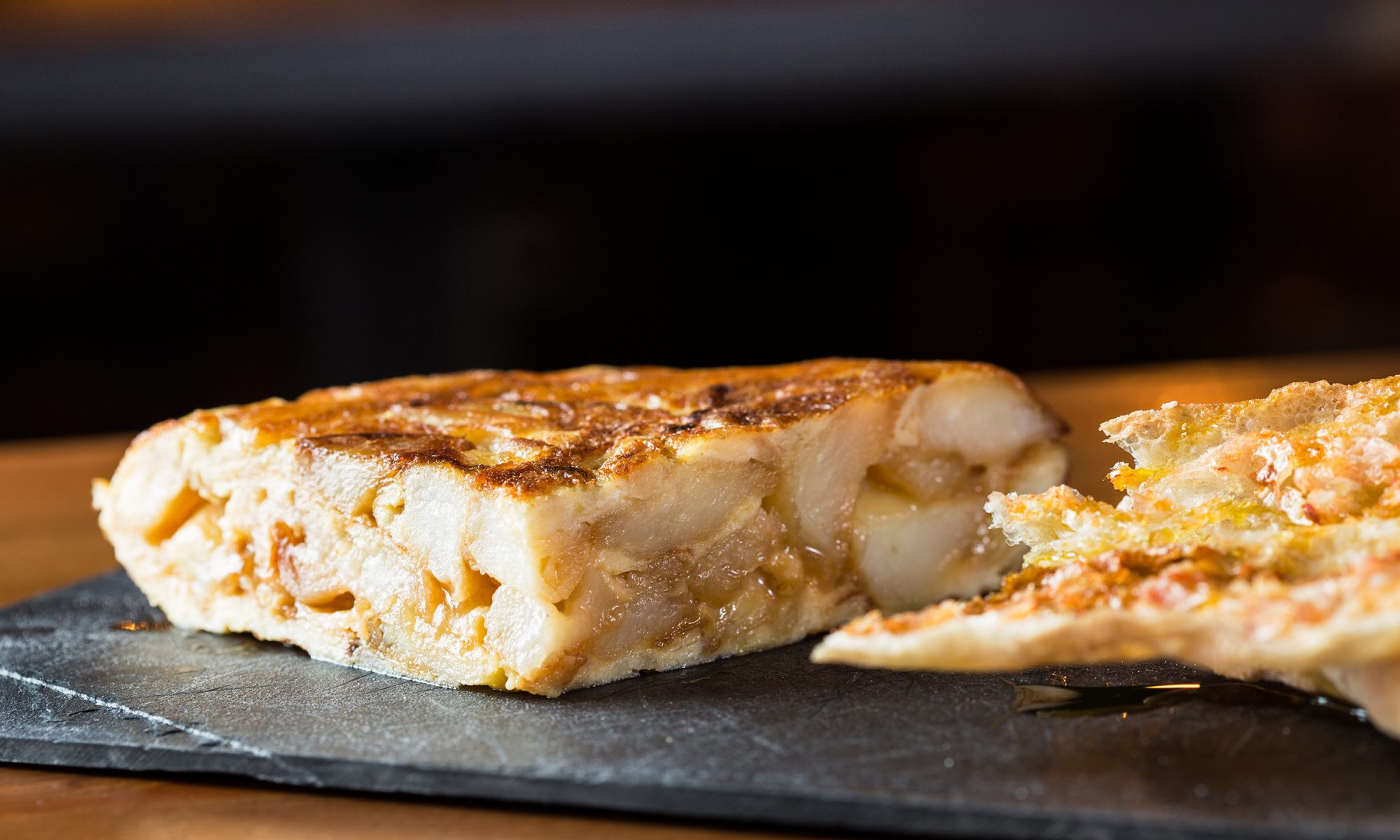 EC: Make a Spanish Tortilla and Maximize Your Breakfast Potato Intake