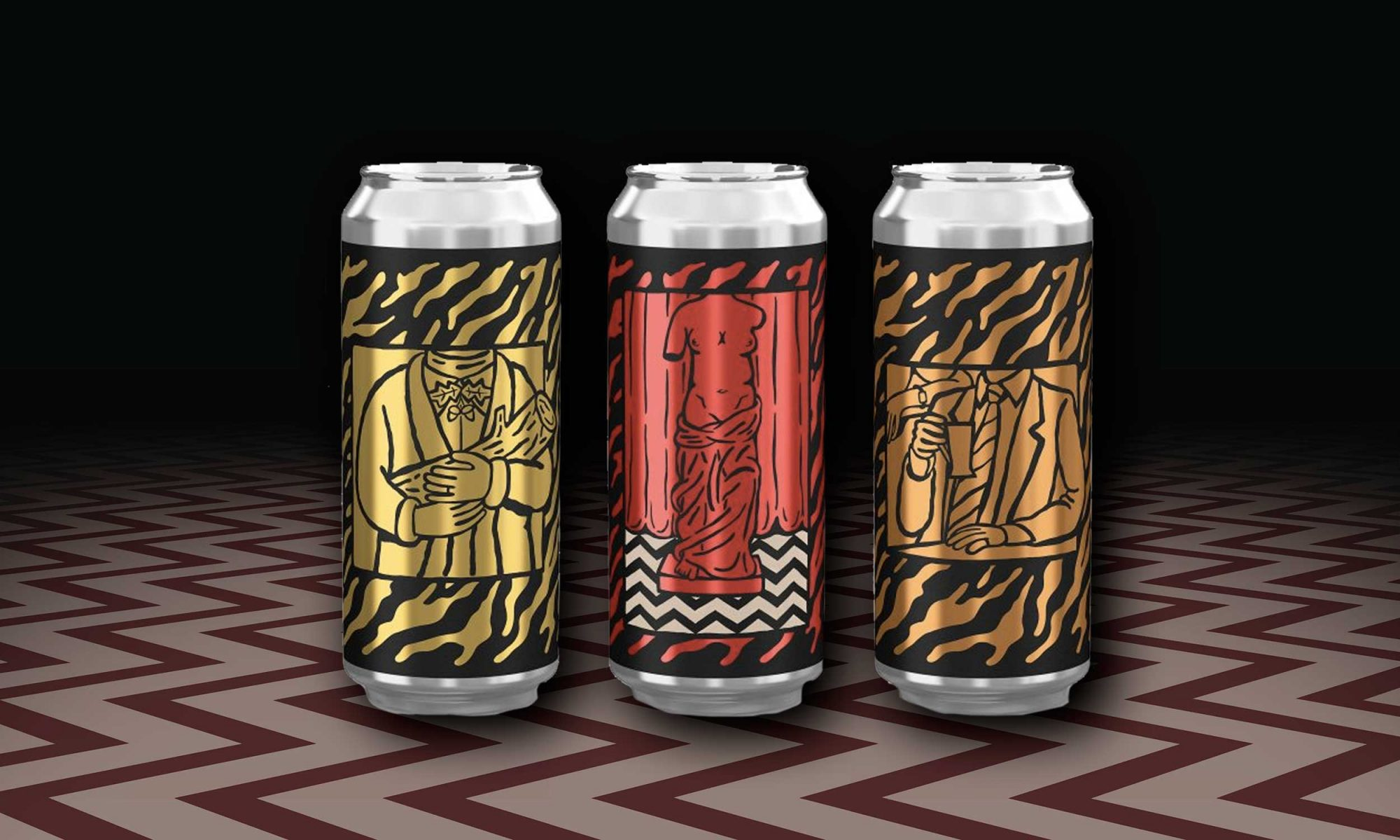 EC: These 'Twin Peaks'-Inspired Beers Are David Lynch Approved