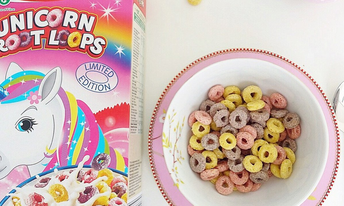 EC: Unicorn Froot Loops Are Galloping to American Shores
