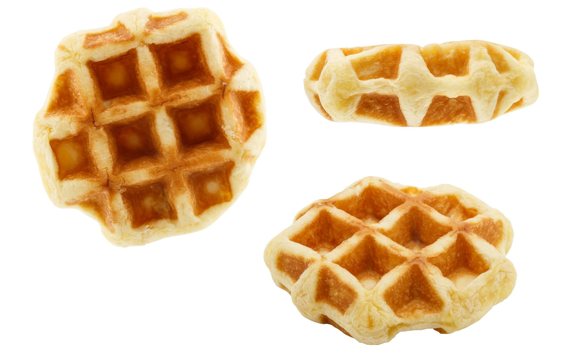 waffle biscuit dough