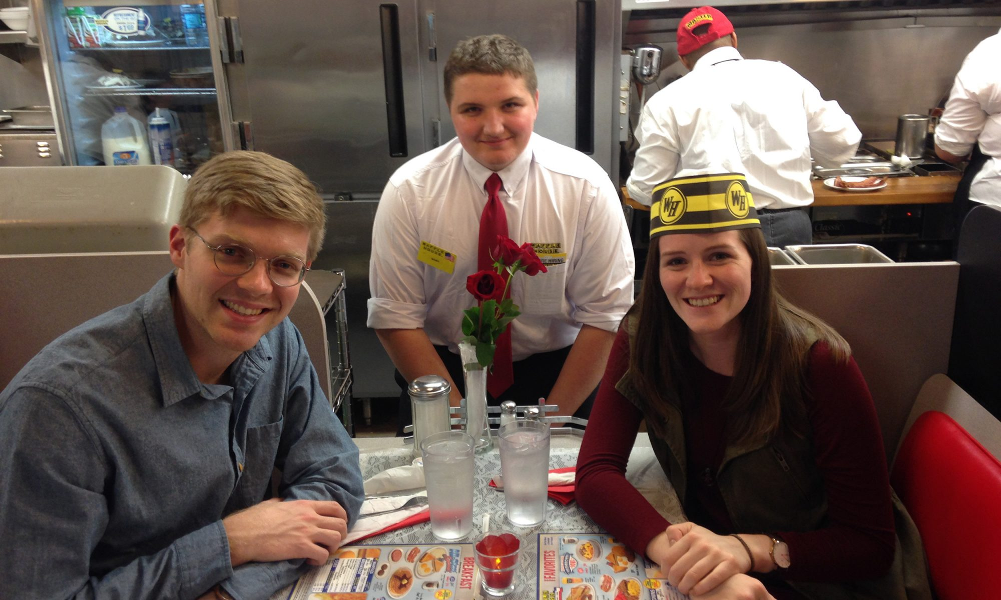 EC: I Went to Waffle House on Valentine's Day So You Didn't Have To