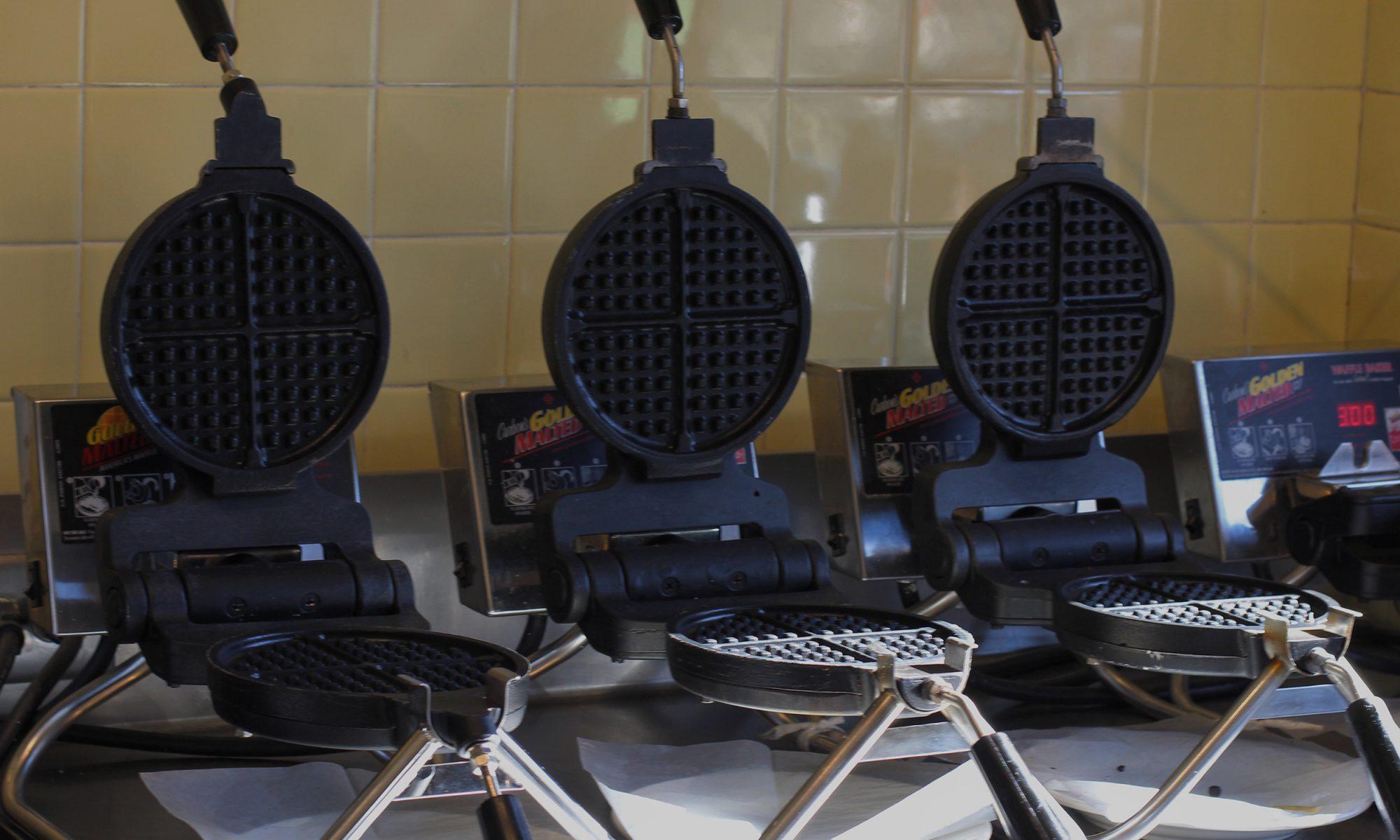 EC: The Waffle Wars of Chapel Hill