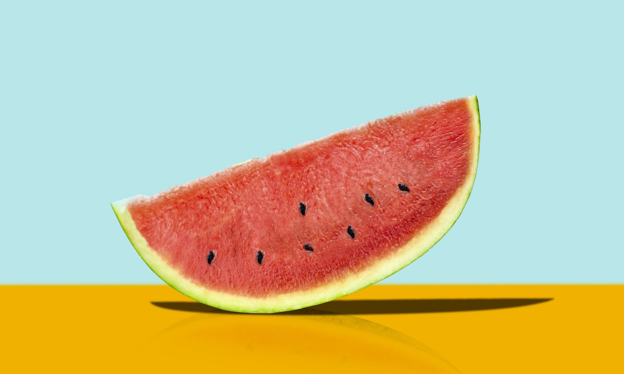 How to Cut a Watermelon Without a Knife