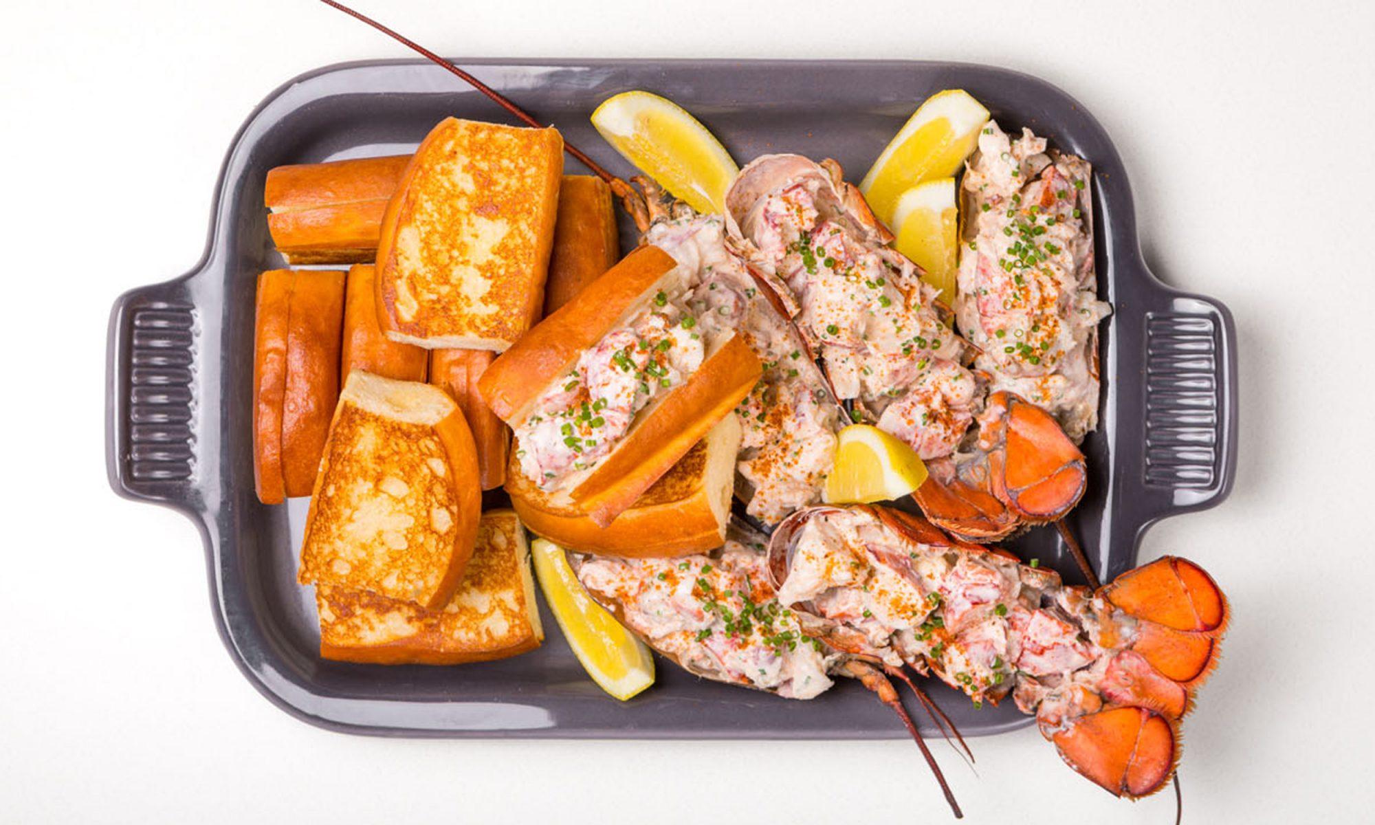 dominique ansel 189 brunch lobster roll