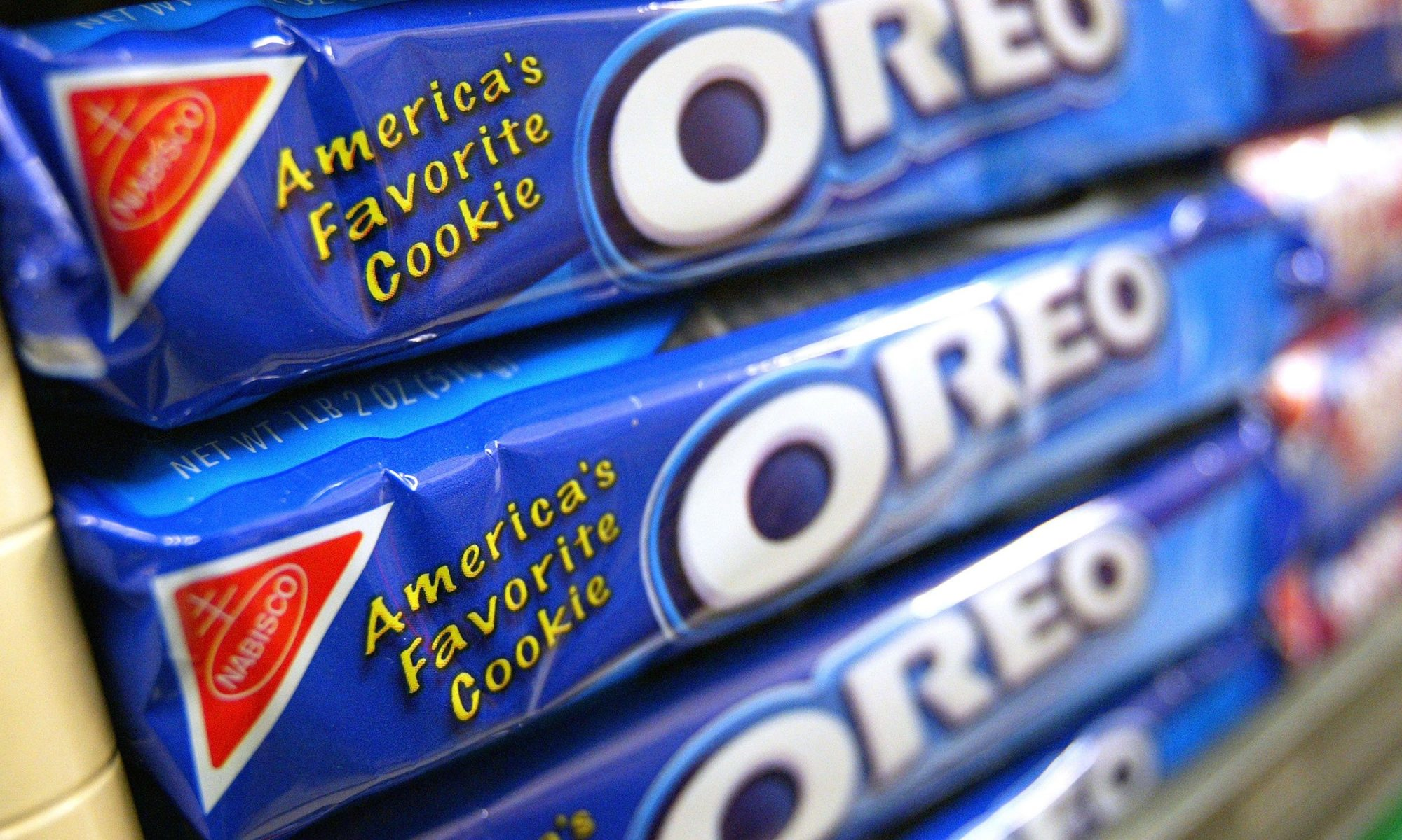 what is in oreo cream