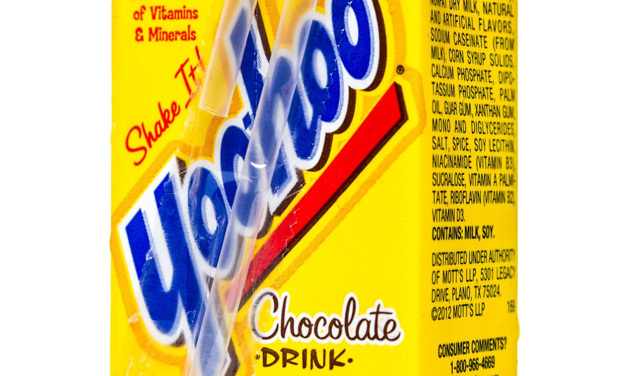 EC: What's Really in Yoo-hoo?