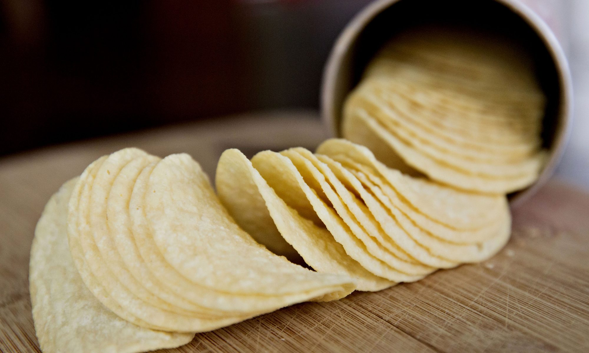 EC: What Are Pringles Made Of?