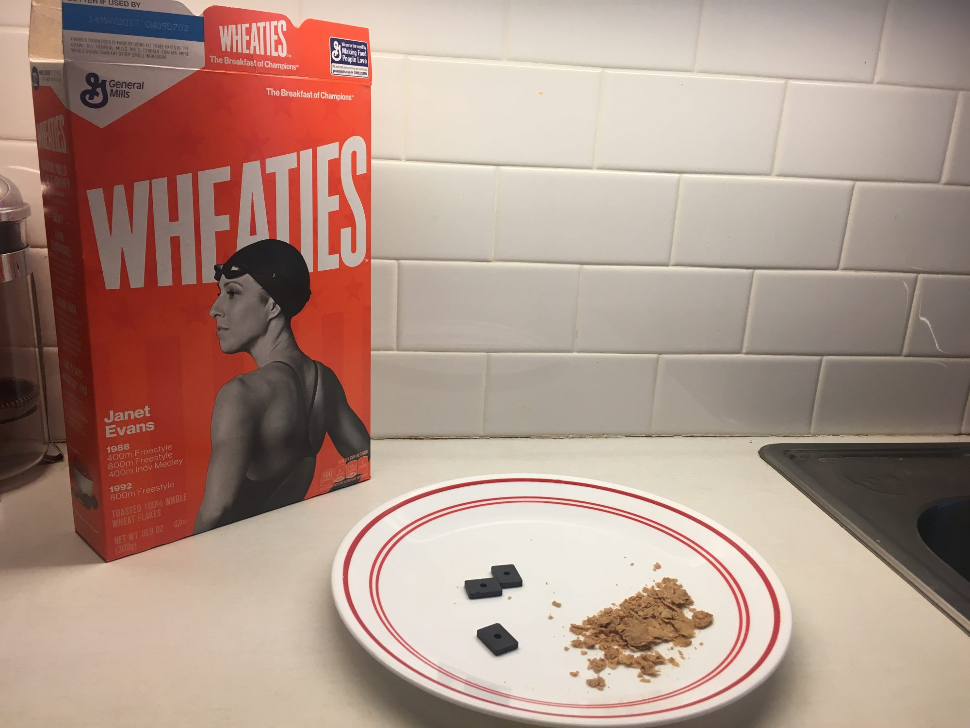 EC: I Tried to Magnetize My Wheaties