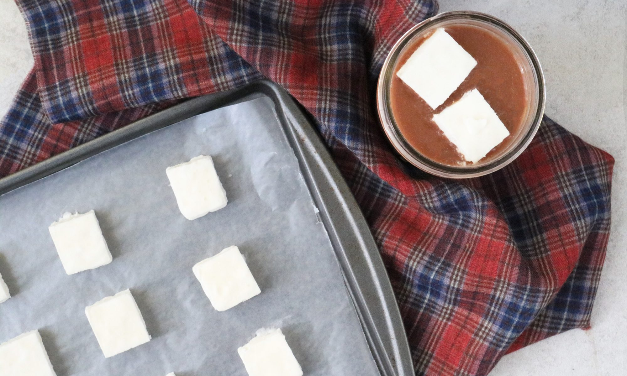 EC: How to Make Whipped Cream Ice Cubes
