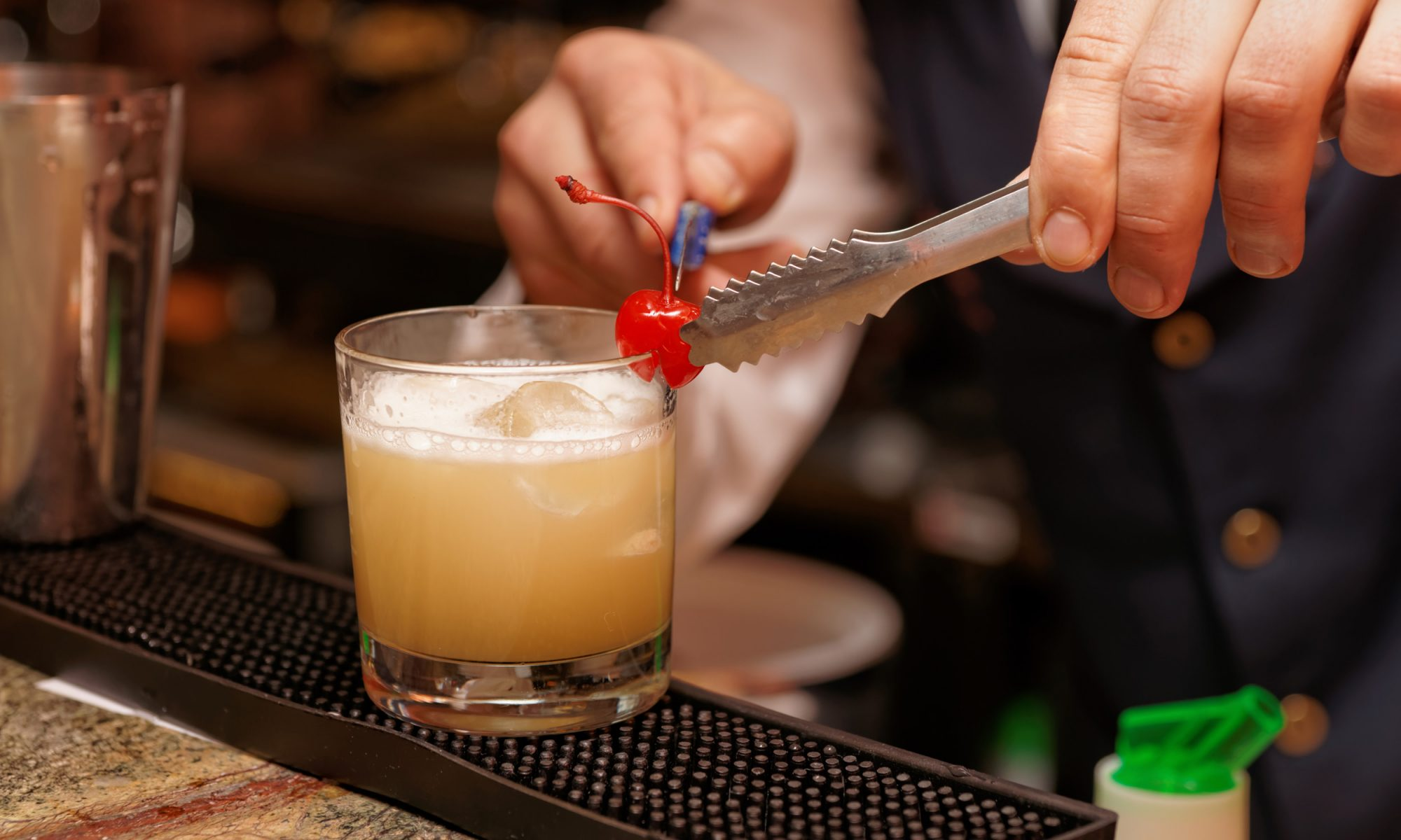 EC: Don't Be Afraid to Put Egg Whites in Your Cocktails