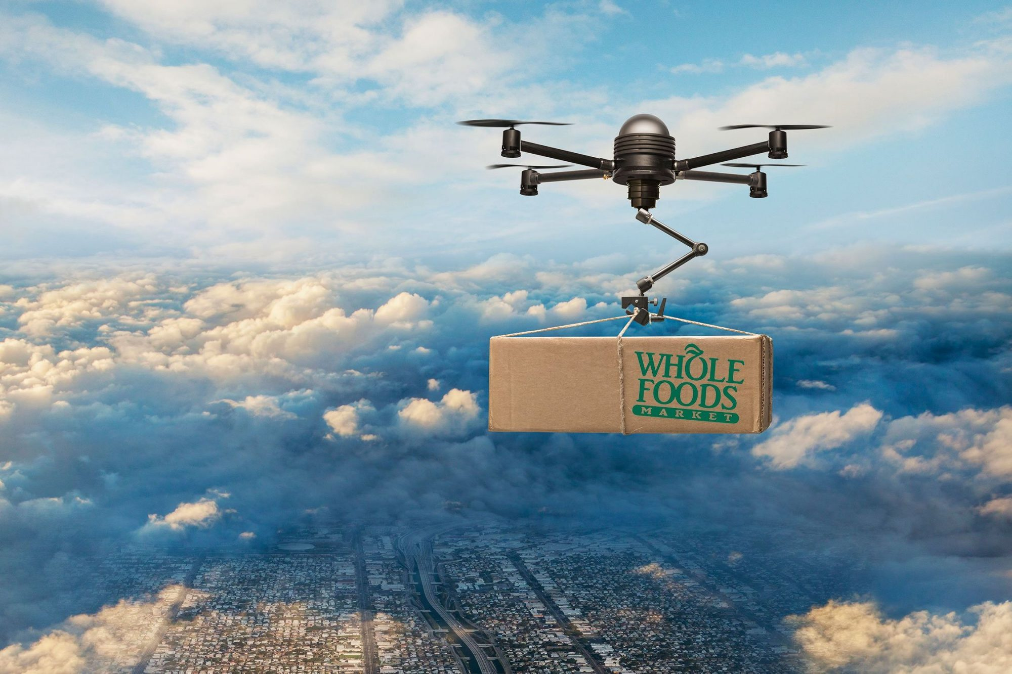 EC: We Can't Wait for Whole Foods to Start Drone Delivery