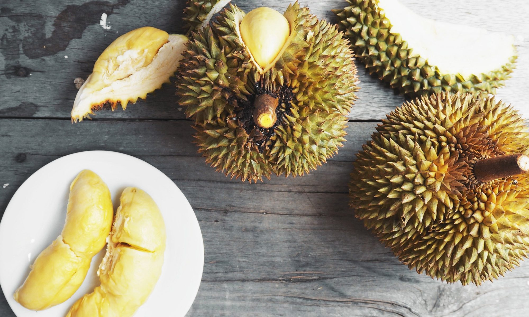 EC: Scientists Have Figured Out Why Durian Smells So Bad