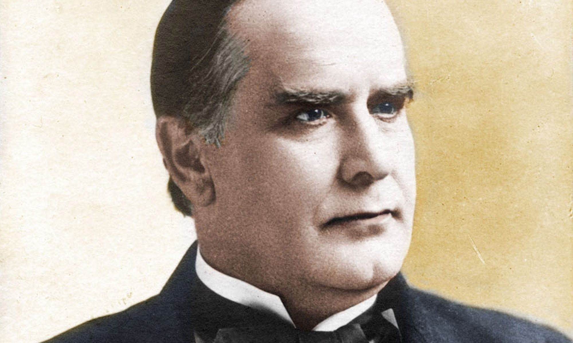 EC: William McKinley Liked a Great Big Breakfast