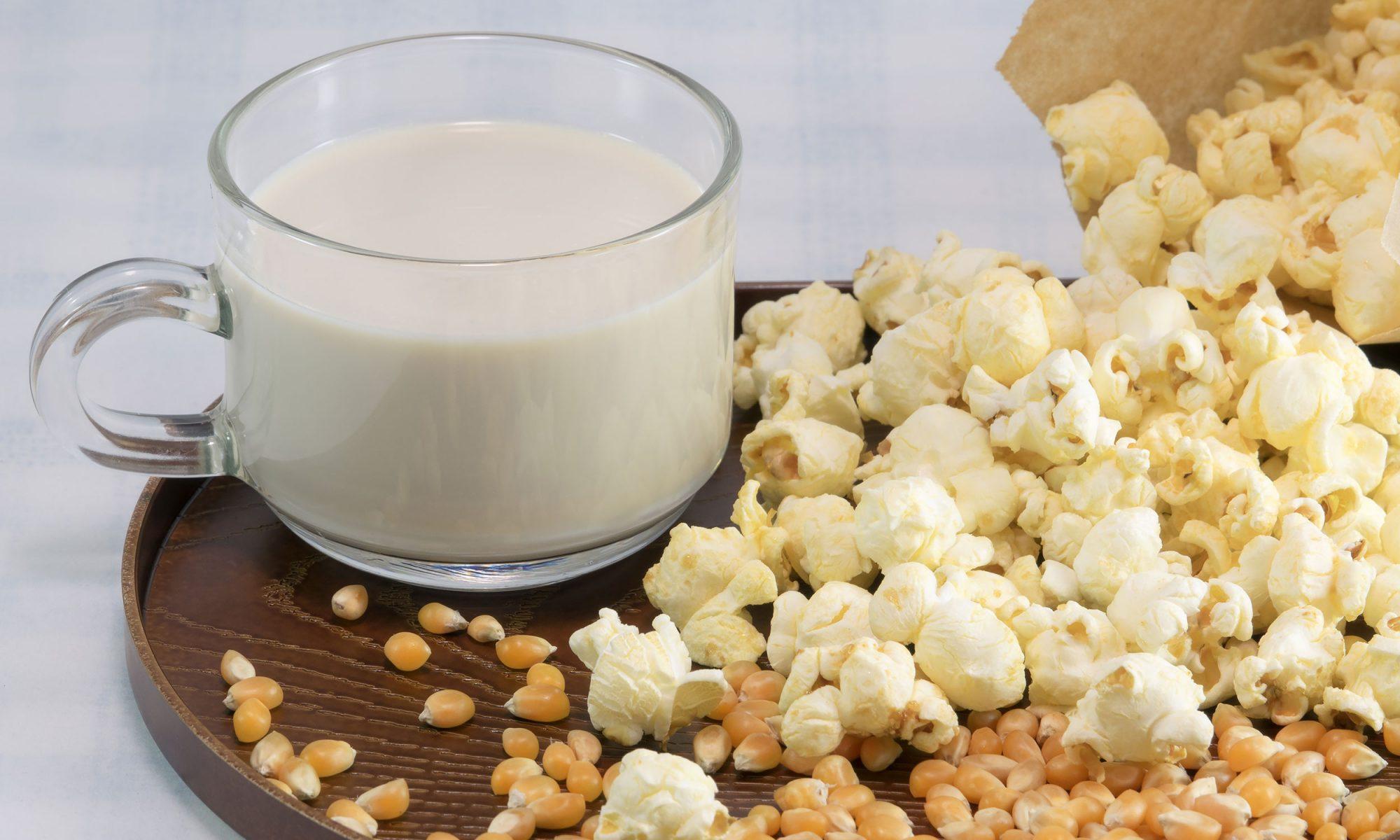EC: Popcorn and Milk Is the OG Breakfast Cereal