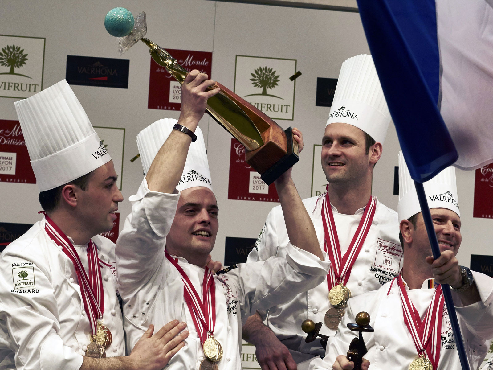 FRANCE-GASTRONOMY-PASTRIES-CONTEST
