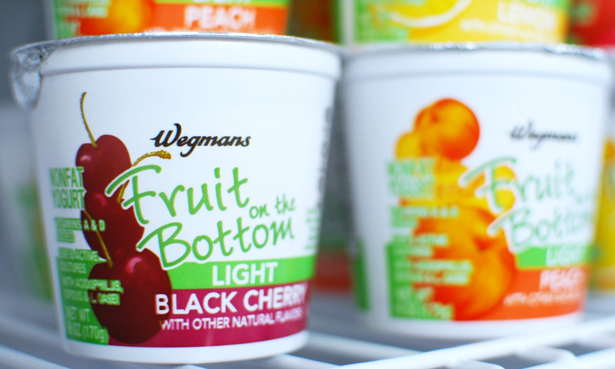 EC: How Fruit Got to the Bottom of Your Yogurt Cup
