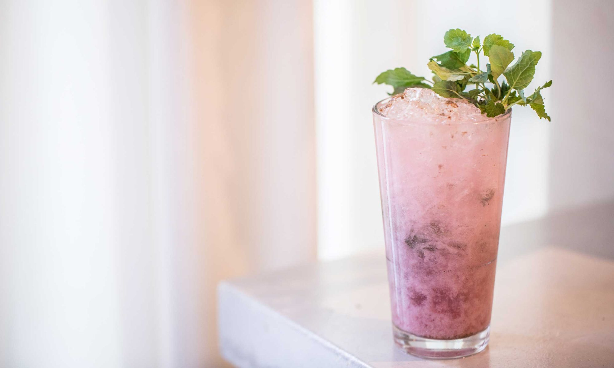 EC: Put Yogurt in Your Cocktail for a Surprisingly Refreshing Drink
