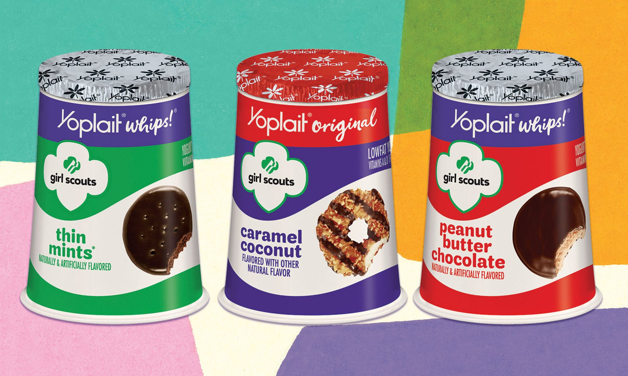 EC: Thin Mints, Samoas, and Tagalongs Yogurts Are Coming Soon