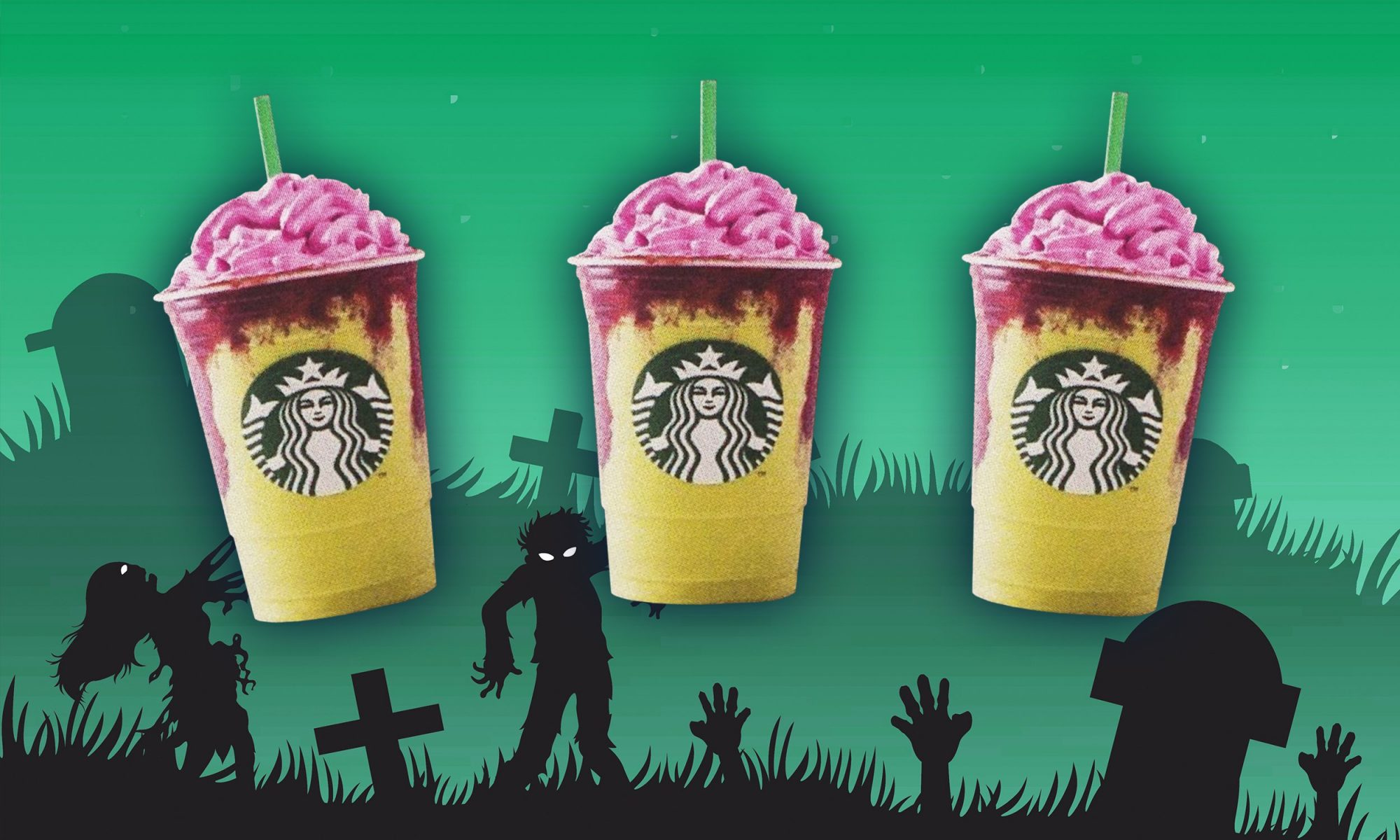 EC: What We Know About Starbucks' Zombie Frappucino
