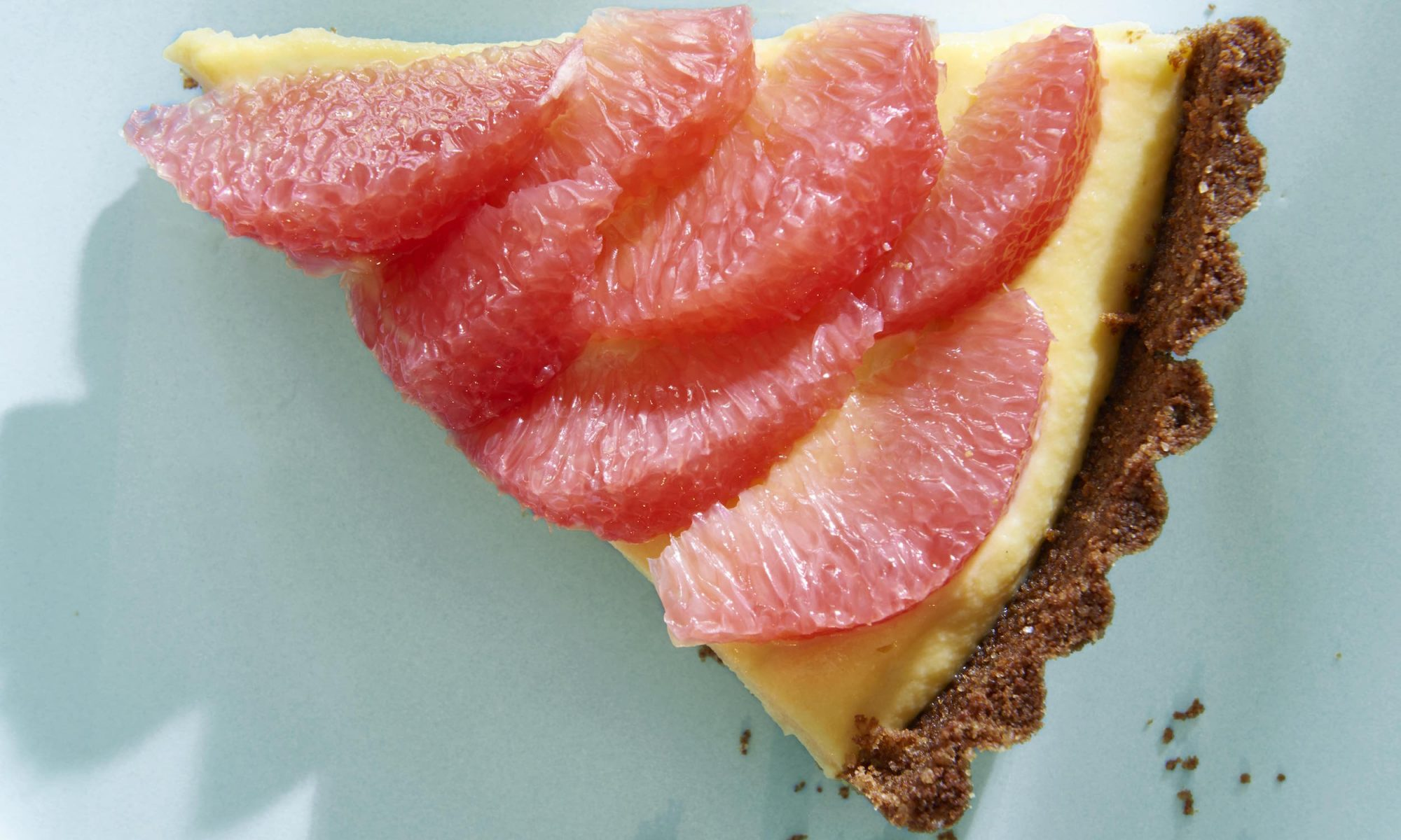 EC: Grapefruit Tarts Will Take Care of All Your Dessert-for-Breakfast Needs
