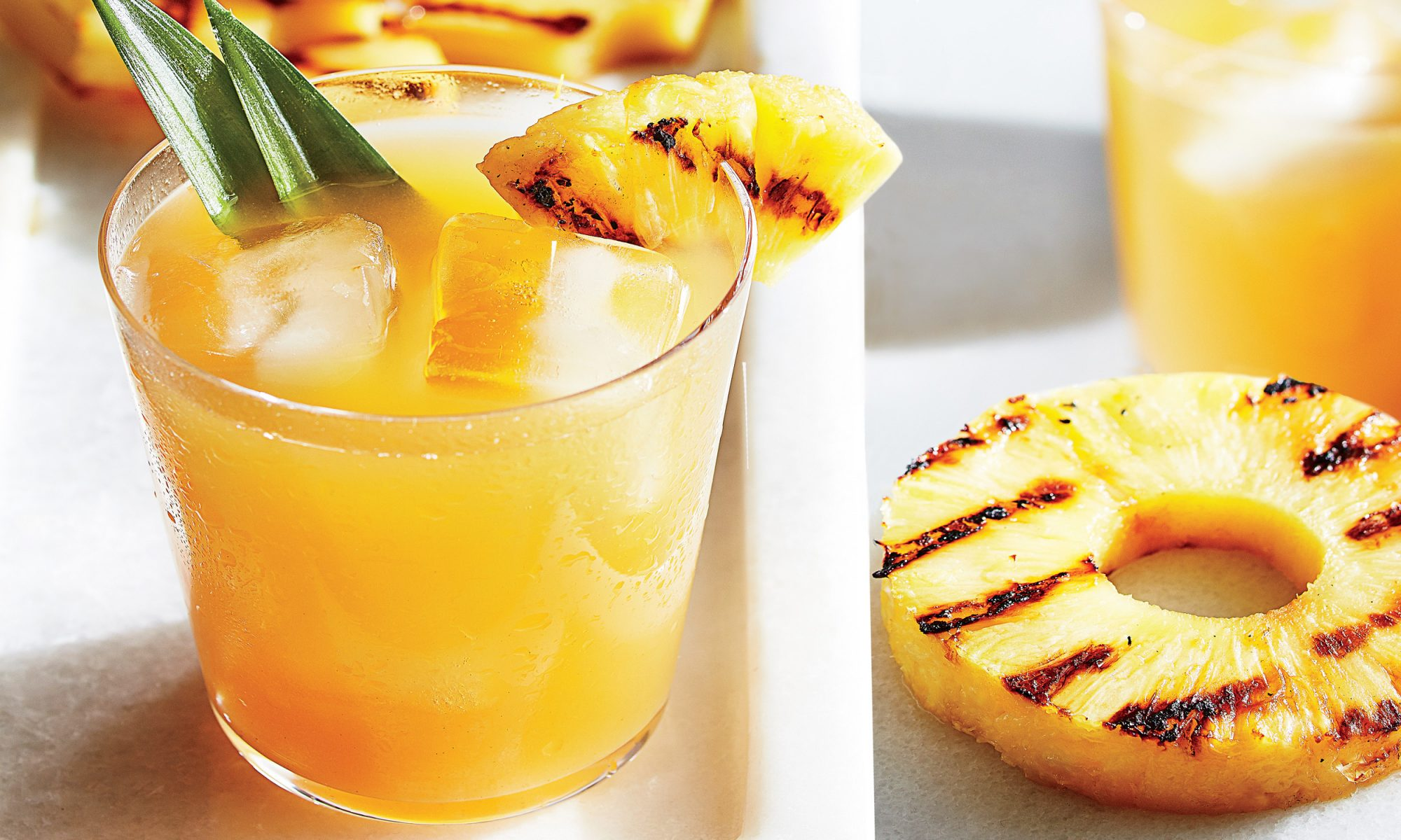 EC: I'm Sure Your Homemade Lemonade Is Great, but It Could Use Grilled Pineapple