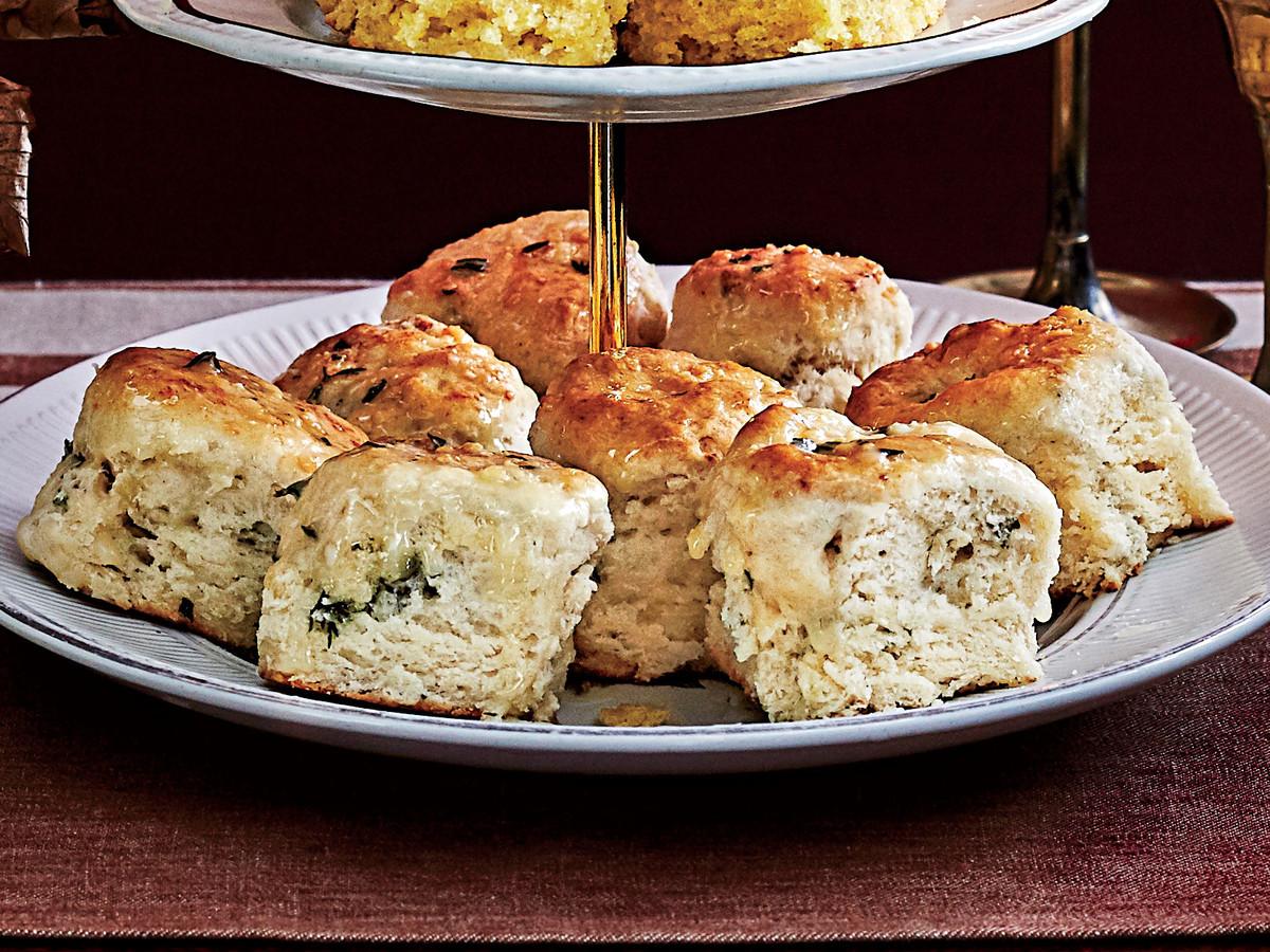 Parmesan-Herb Angel Biscuits