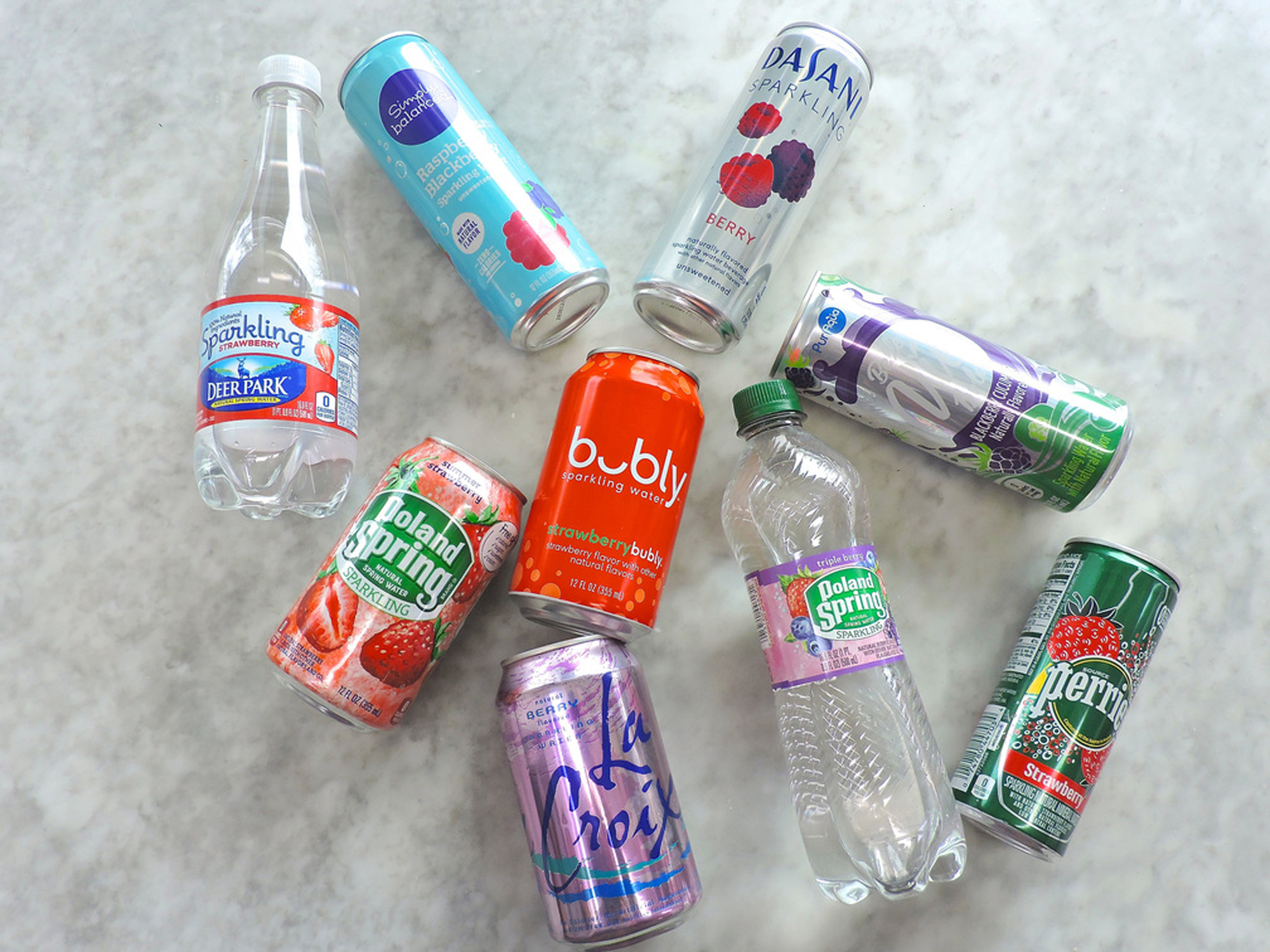 We Tried 9 of the Latest Sparkling Waters—And This One Was Our Favorite