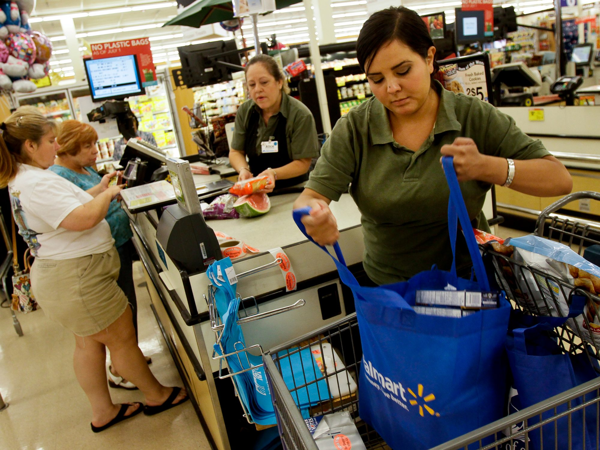 10 Healthy Walmart-Branded Foods Under $10