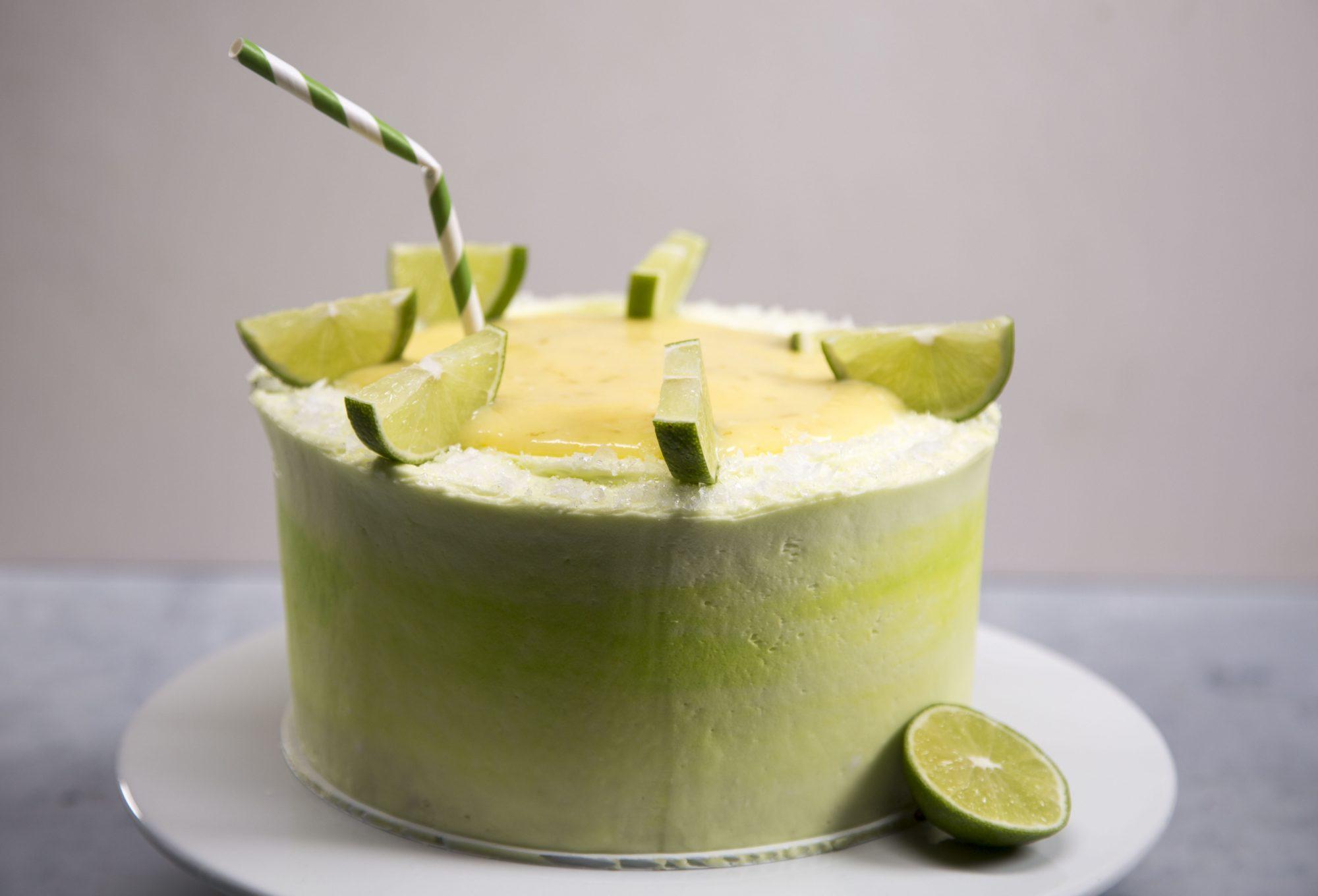 Margarita Cake image