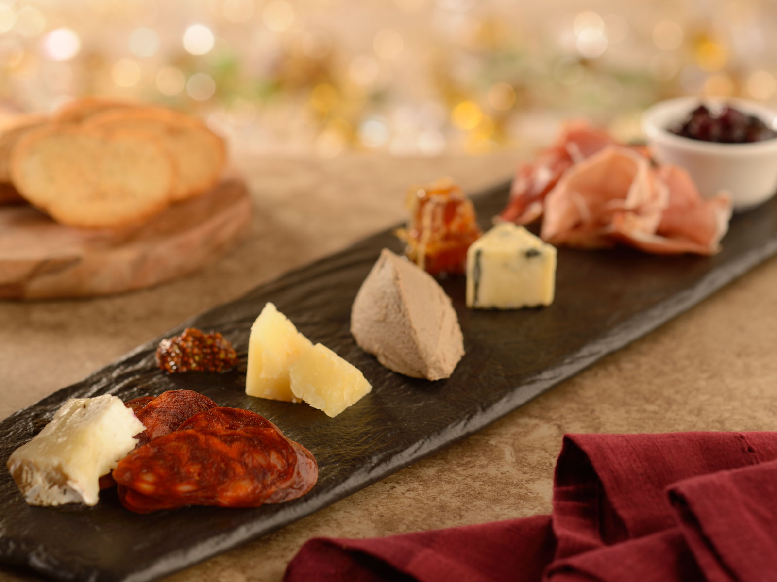 Disney World's 'Beauty and the Beast'-Themed Restaurant Menu Gets a Makeover This Summer disneyworld-be-our-guest-cheeses-FT-BLOG0218