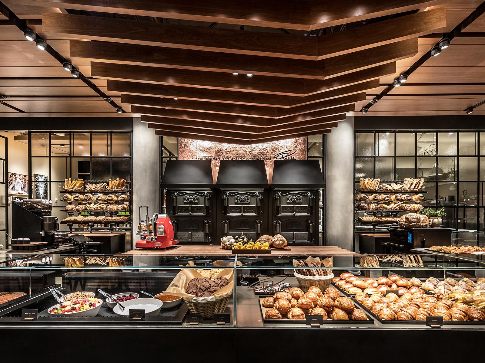 bakery at starbucks reserve store