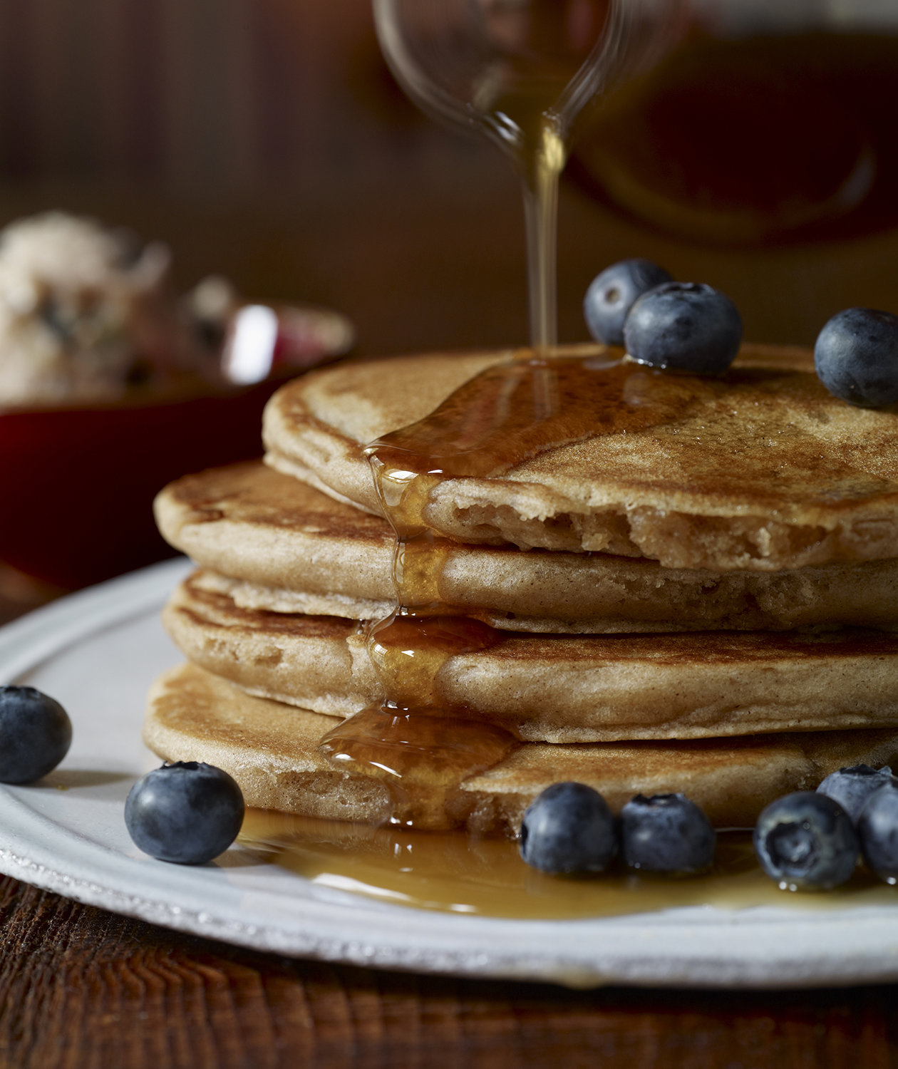 How Many Pancakes Are in a Short Stack?