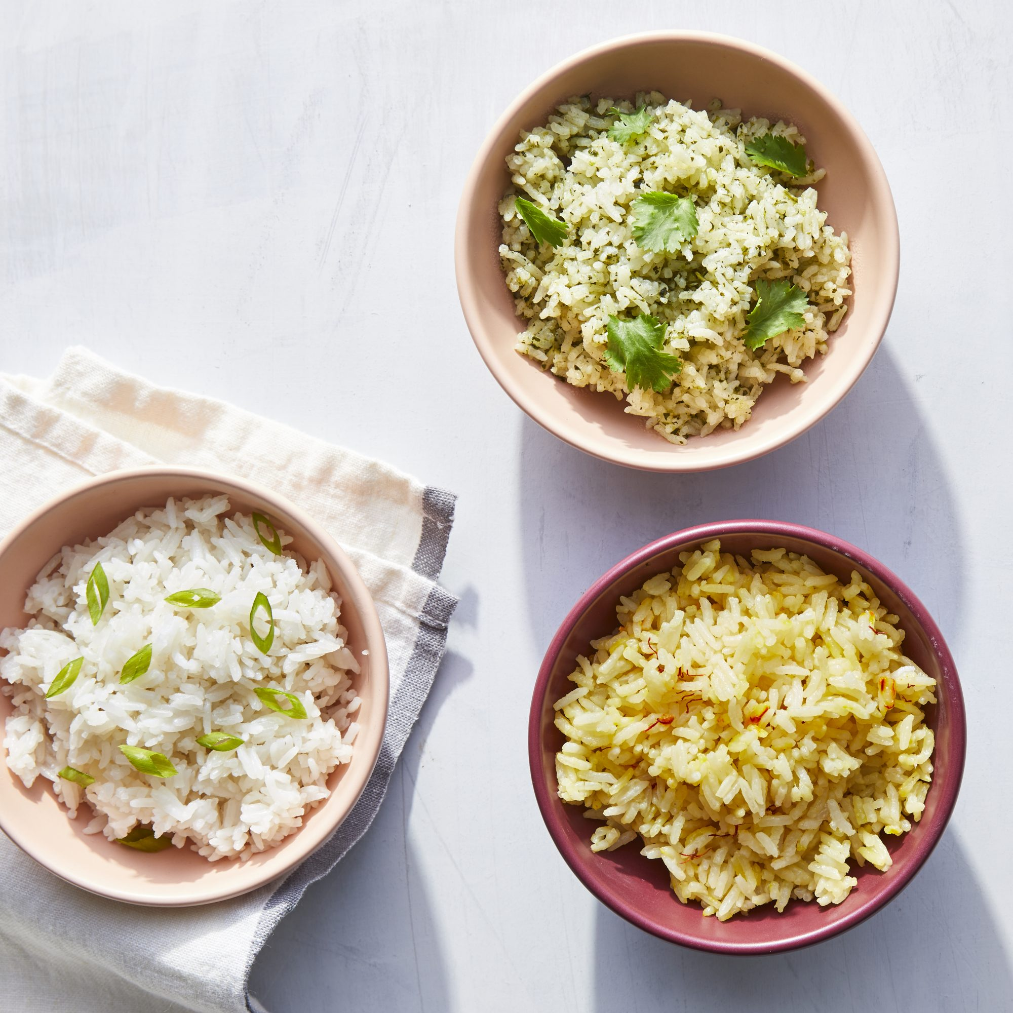 4 Ways to Make a Basic Pot of White Rice Taste Unbelievably Good
